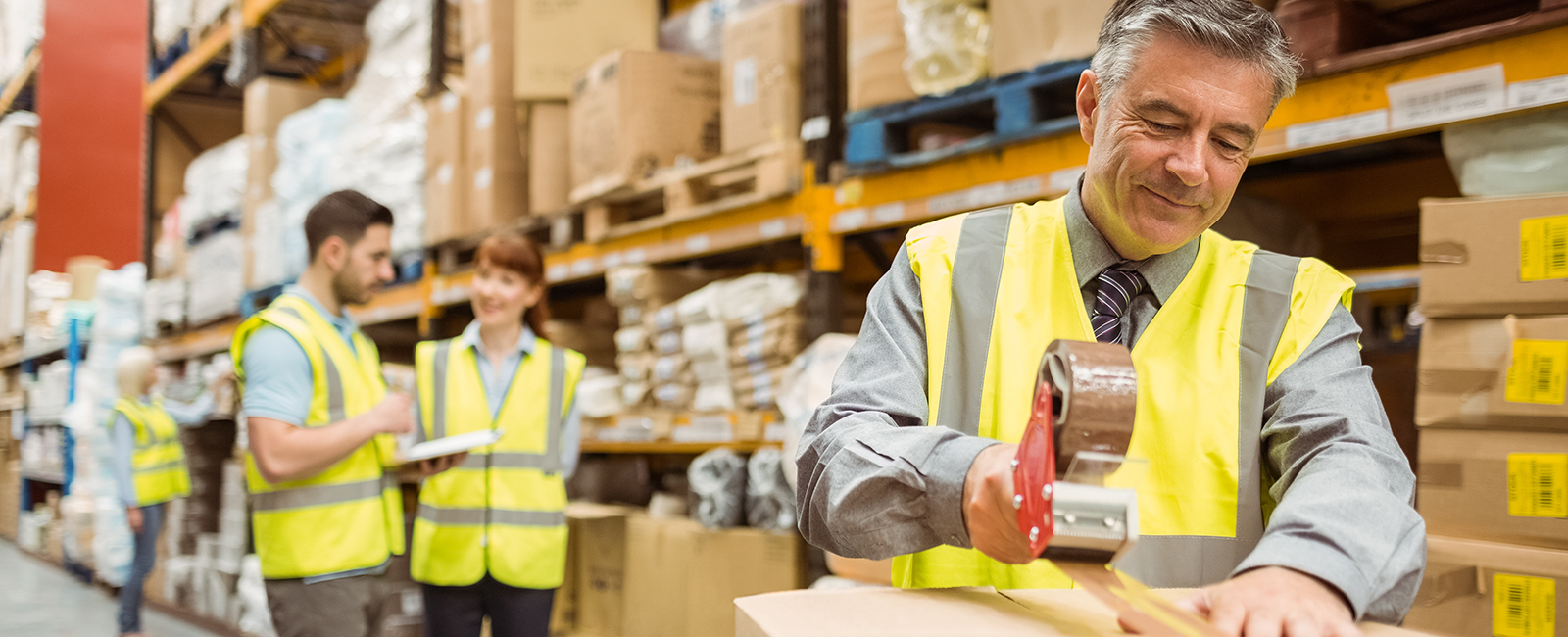SAP Ariba helps with supplier managed inventory