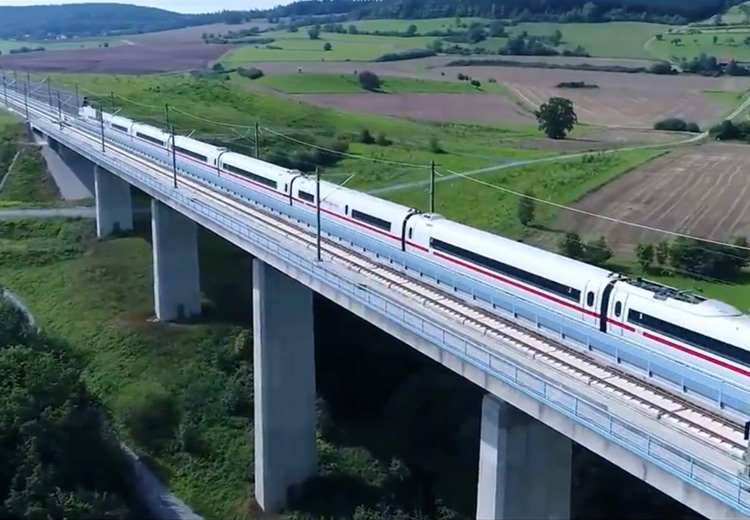 Deutsche Bahn provides a testimonial about using SAP Ariba solutions in this video