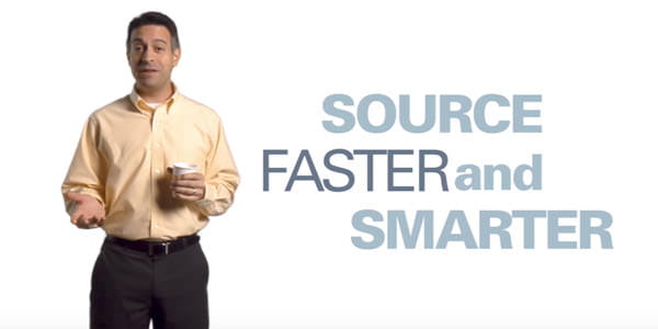 Source Faster and Smarter